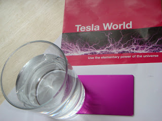 4.Tesla Plate Water