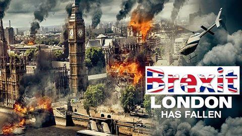 london-is-fallen
